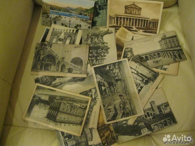 Продать открытки коллекционные