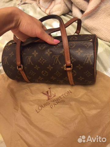 Продажа сумок луи витон оригинал в москве