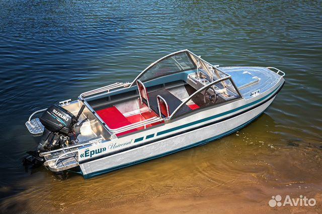 лодка ерш 3700 характеристики цена