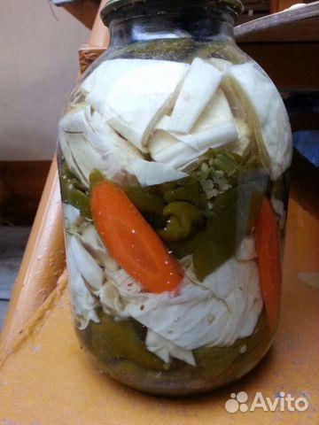 Таркинский перец с капустой рецепт с фото