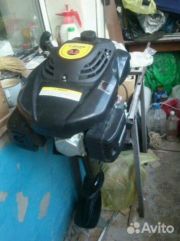 лодочный мотор из мотора лифан