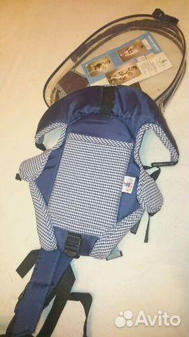 Слинг - рюкзак bombus динамо рюкзак с логотипом