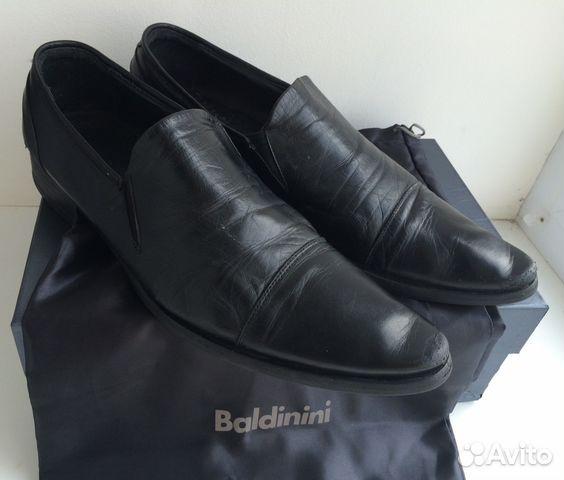 d55361ea5a9a Мужские туфли Baldinini купить в Пермском крае на Avito — Объявления ...
