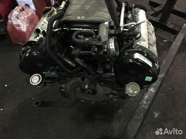Двигатель BDW 2.4 Ауди коленвал поршень насос— фотография №1