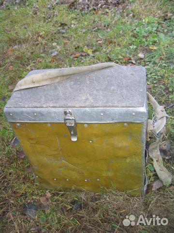 советский рыболовный ящик