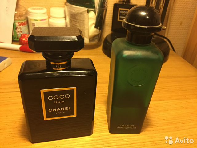 Eau De Parfum Coco Noir Chanel оригинал купить в москве на Avito