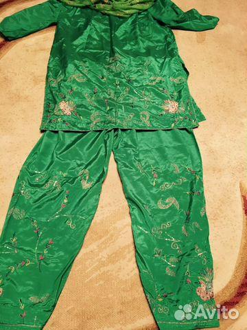 604dee2373b9c88 Женский национальный турецкий костюм купить в Краснодарском крае на ...