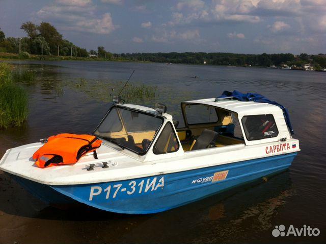 продаю лодку мотор на авито в ивановской