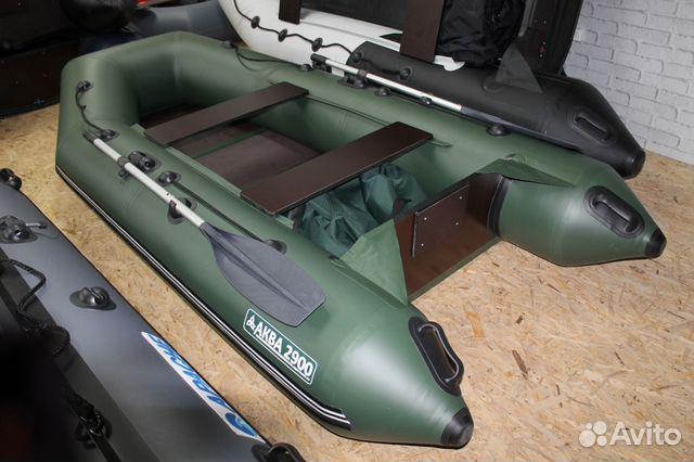 видео лодка аква 2900 с