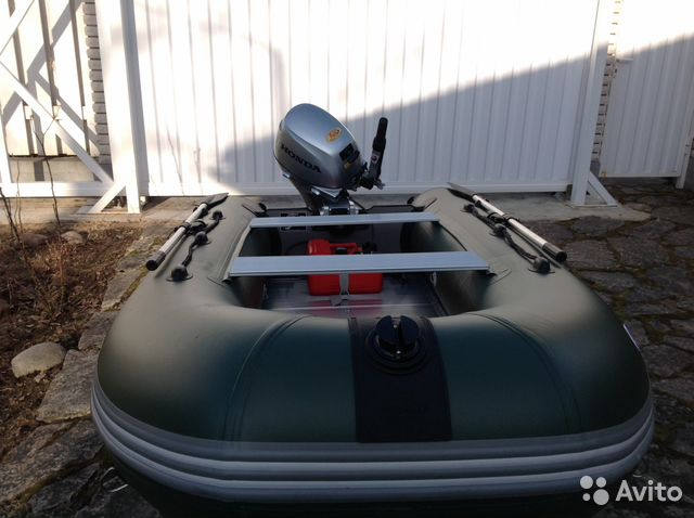 лодка без мотора