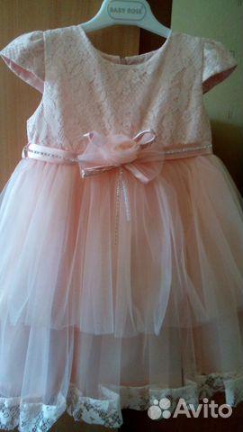 d296eb6331d Платье нарядное купить в Новосибирской области на Avito — Объявления ...