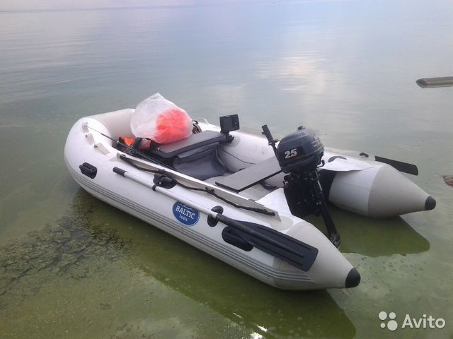 комплекты лодок с моторами в санкт-петербурге