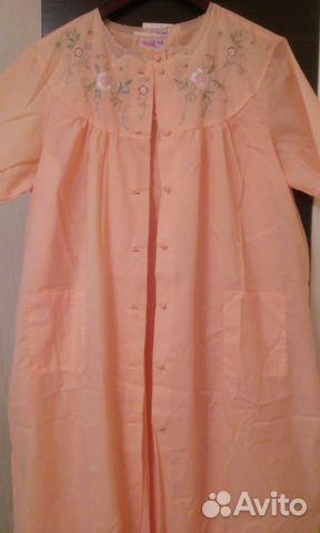 06d078085fac63b Ночная сорочка с пеньюаром, новый комплект | Festima.Ru - Мониторинг ...