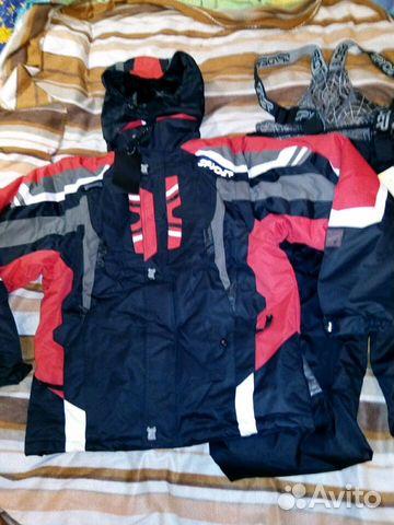 Горнолыжный сноубордический костюм   Festima.Ru - Мониторинг объявлений 897ff74dd49