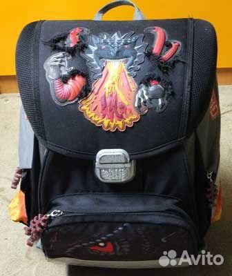 8670c0cfb5ae Продам школьный рюкзак (ранец) hama купить в Санкт-Петербурге на ...