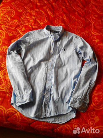 cff50286bb58f Рубашка Polo Ralph Lauren original   Festima.Ru - Мониторинг объявлений