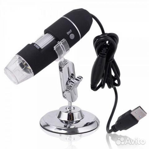 Микроскоп цифровой Орбита 1-500Х 88652992442 купить 1
