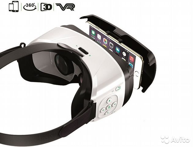 Очки виртуальной реальности Kiber VR  d47bbecc30186