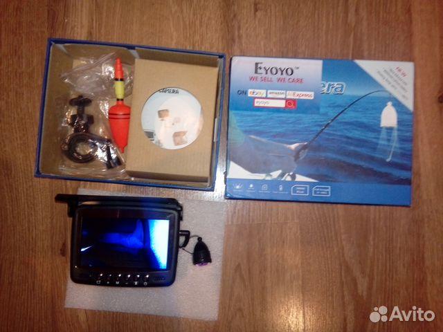 подводная видеокамера для рыбалки новосибирск