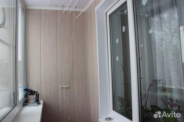 Продается двухкомнатная квартира за 2 200 000 рублей. Московская обл, г Клин, село Петровское, д 23.