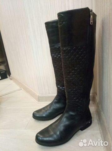 9e787393c Сапоги-ботфорты (зима) Loriblu Италия р. 41 новые купить в Москве на ...