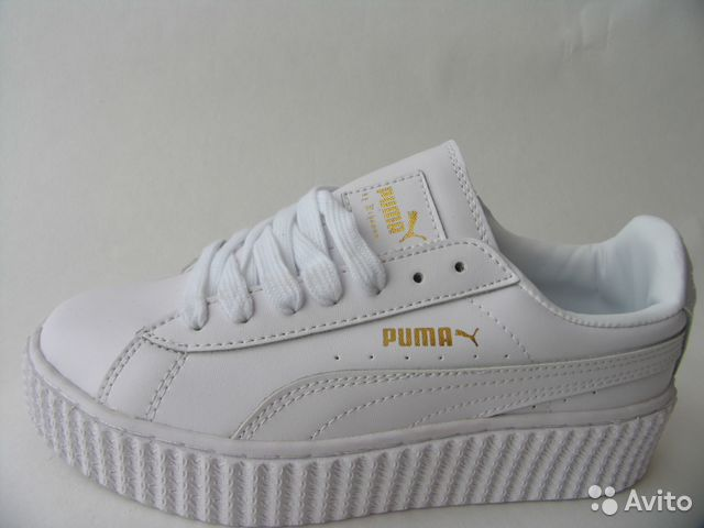 Кроссовки Puma by Rihanna Creeper Б.К.Ж.37 купить в Санкт-Петербурге ... 5b12fff67c2