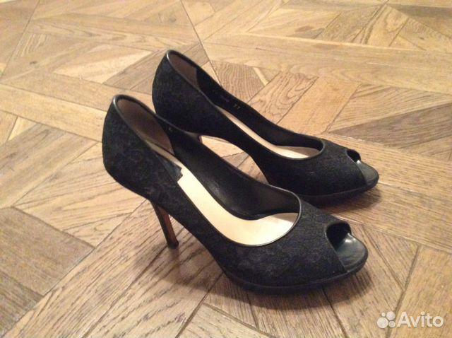 464d688bf7d1 Вечерние туфли Christian Dior оригинал - Личные вещи, Одежда, обувь,  аксессуары - Москва - Объявления на сайте Авито
