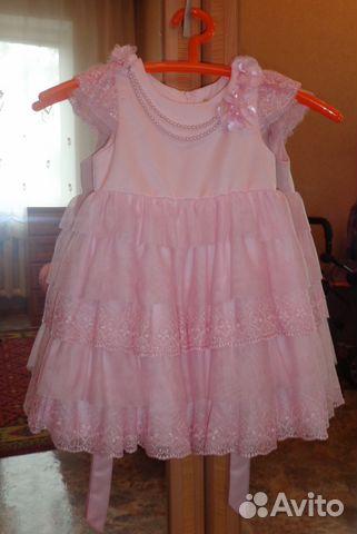 99f632f62cd Платье для праздника купить в Новосибирской области на Avito ...