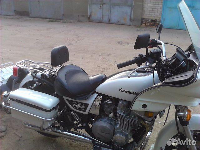 Kawasaki kz1000 Police 24 купить в Московской области на Avito