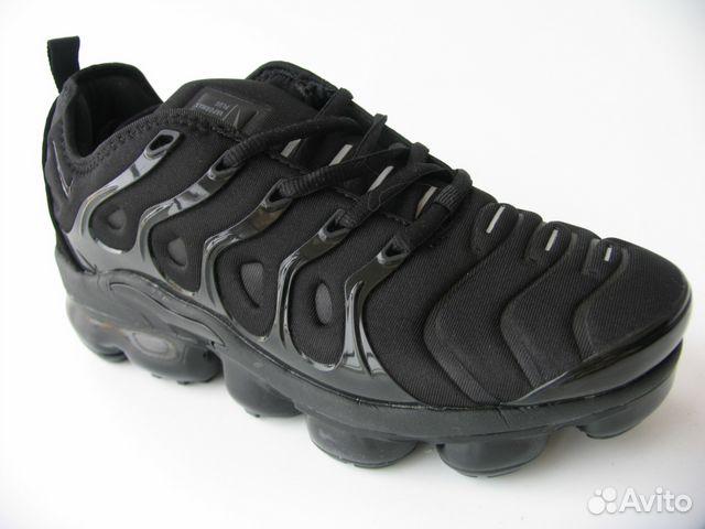 f387b40d7aa7 Кроссовки Nike TN Plus Черн.Черн.44 купить в Санкт-Петербурге на ...
