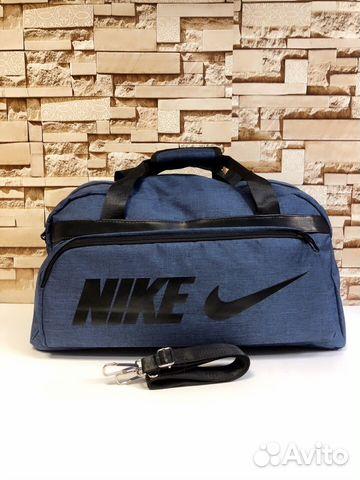 02221ff91c1e Спортивная сумка Nike синяя арт 13 купить в Кировской области на ...