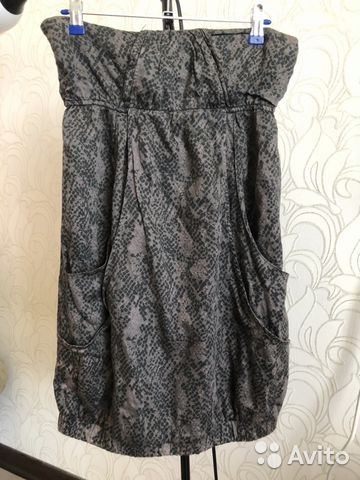 5813a8e8277 Платье-туника Zara