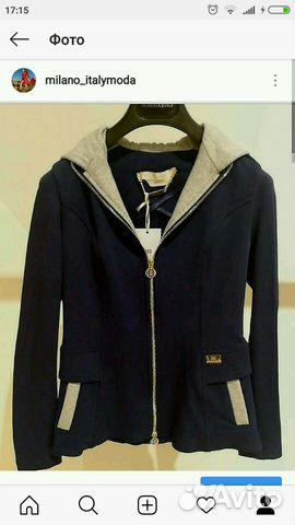 finest selection f52af a72a6 Трикотажный пиджак Roberta Biagi купить в Москве на Avito ...