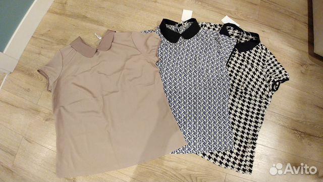 18db8ffd3fd 3 блузы новые