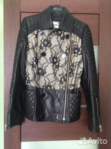 Куртка кожаная 89501330627 купить 3