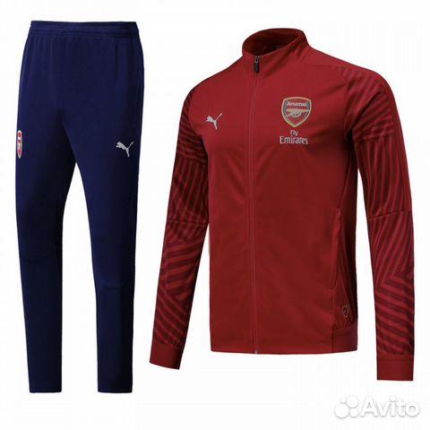 43f6a41b7c07 Спортивные костюмы Puma Арсенал купить в Новосибирской области на ...