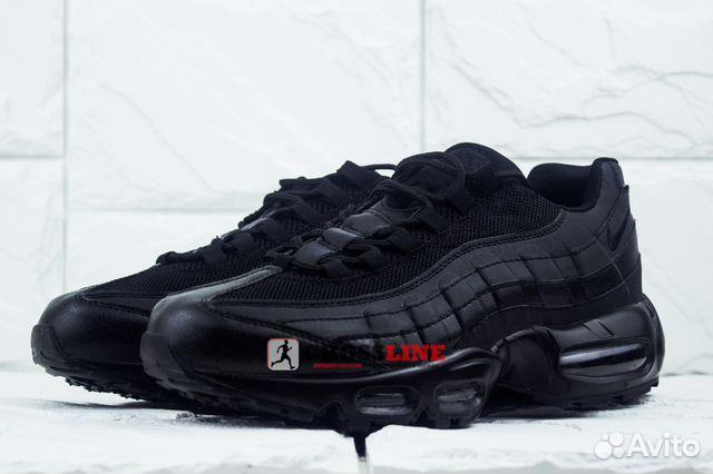 45dc0d99 Кроссовки Nike air max 95 Essential артикул 109002 | Festima.Ru ...