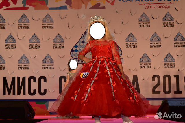 Красивое Бальное, вечернее платье 89173117656 купить 2