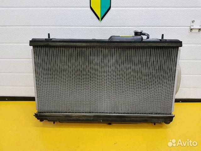 89625003353 Радиатор МКПП Subaru Impreza, GDB, EJ20