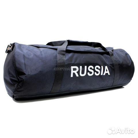 92230d305ae3 Спортивная сумка Russia - L купить в Санкт-Петербурге на Avito ...