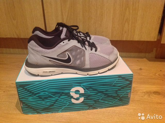 b89574b4 Кроссовки беговые Nike оригинал 42р. в идеале | Festima.Ru ...