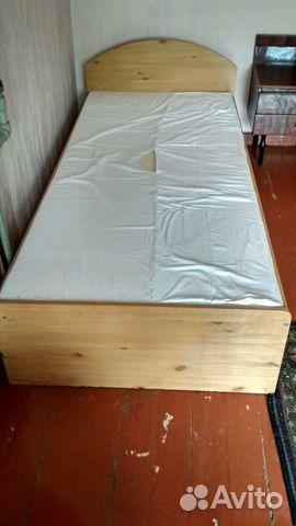 Кровать б/у 89132148336 купить 1