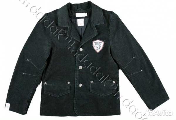 Пиджак 134 рост новый 89372541471 купить 1