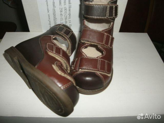 77f1da4be Настоящая ортопедическая обувь (лето) купить в Нижегородской области ...