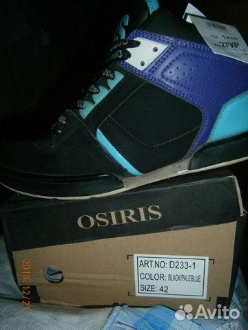 Зимние кроссовки osiris 89193233610 купить 2