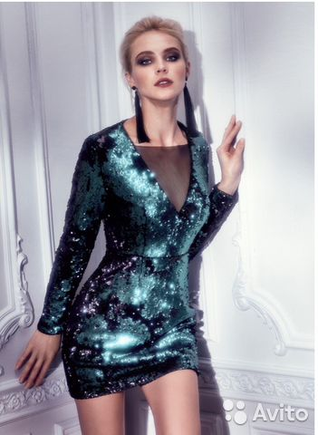 95d022d17877 Новогоднее платье