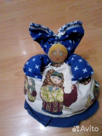 Кукла-грелка на самовар (чайник) 89006084657 купить 1