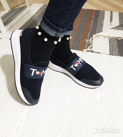 Кроссовки Tommy Hilfiger b84d0a3e03c60