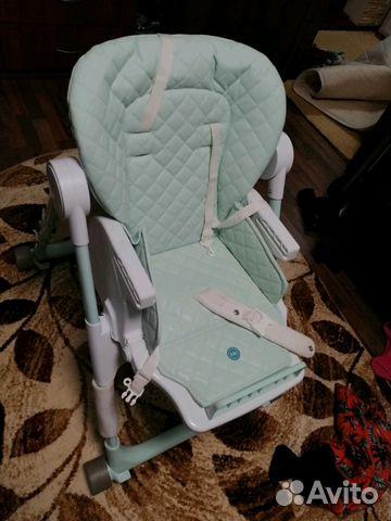 стул для кормления Happy Baby William V2 купить в москве на Avito