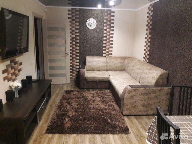 Продается четырехкомнатная квартира за 4 000 000 рублей. Челябинск, Комсомольский проспект, 87.
